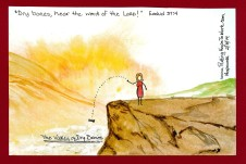 """The Valley of Dry Bones"" www.puttinghopetowork.com"