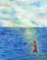 """The Perfume Bottle"" www.puttinghopetowork.com"