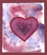 """Fractured Heart"" www.puttinghopetowork.com"