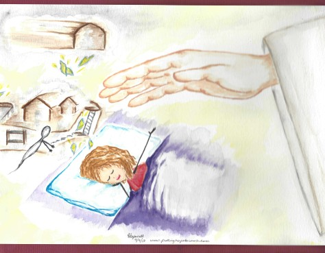 """Of Dreams and Nightmares""  www.puttinghopetowork.com"
