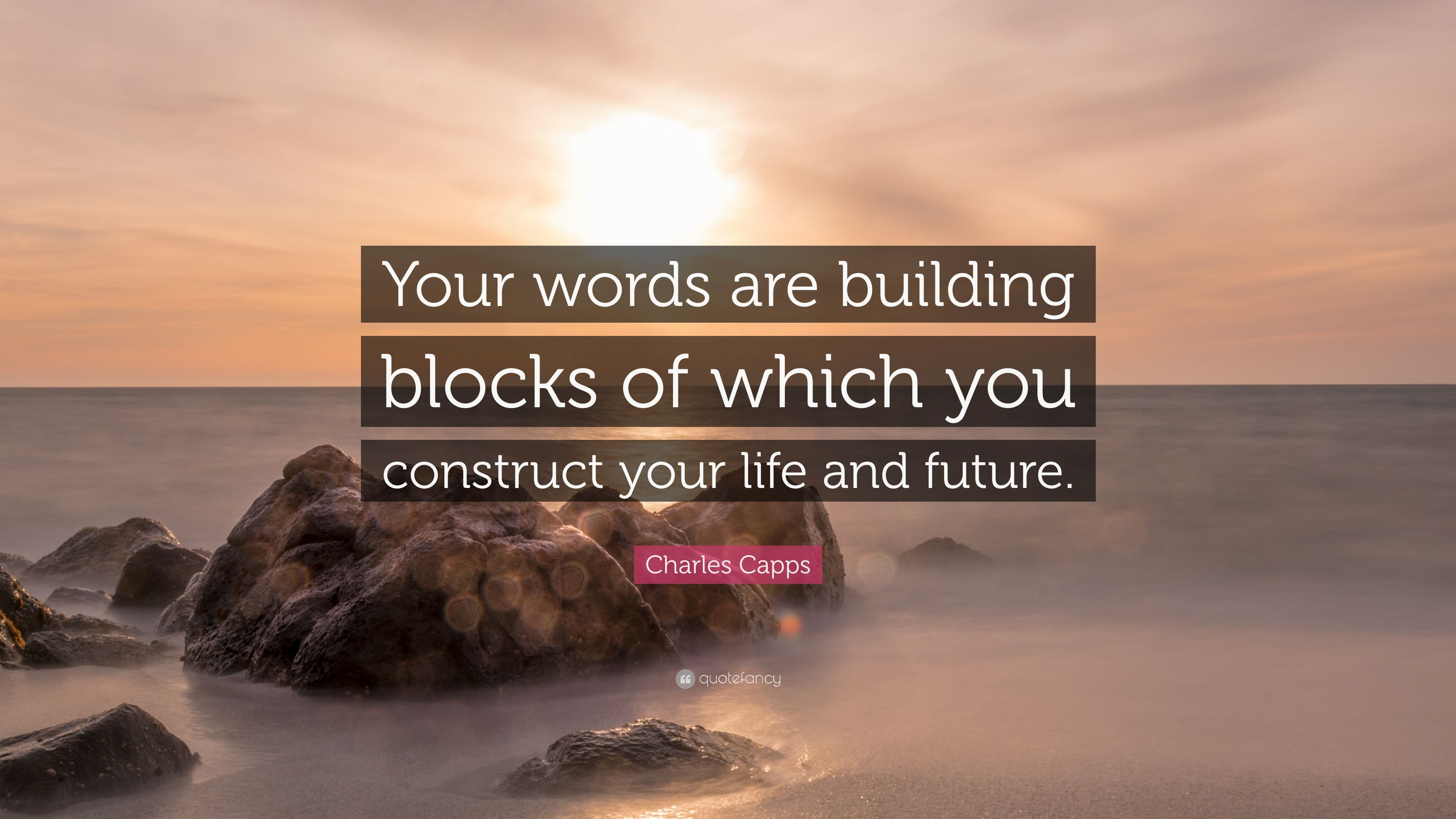 Your Words Frame Your Future