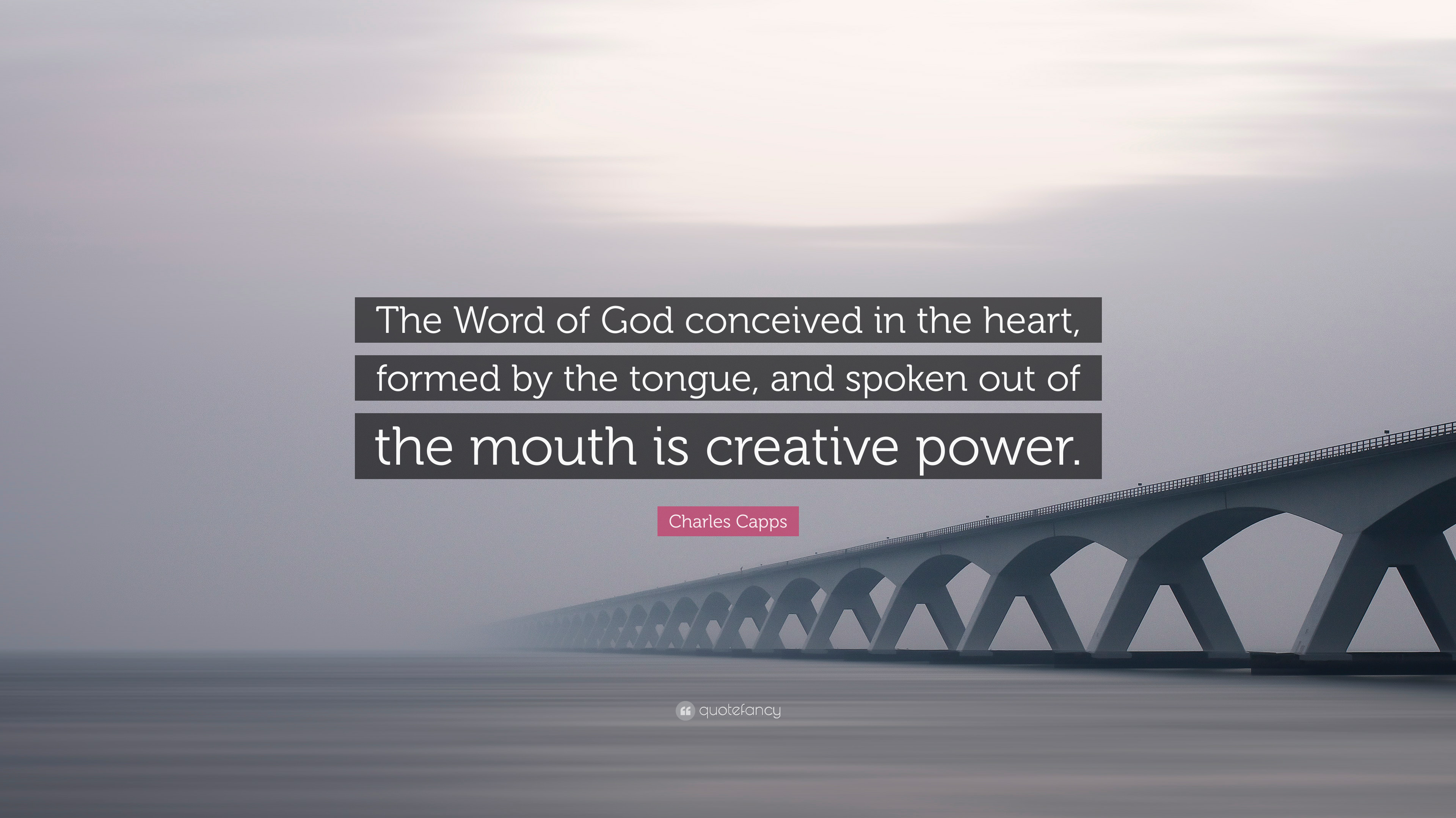 God's Word is Creative Power