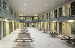 M-W1-cellblock of Norfolk County Jail, Connecticut